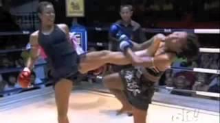 Top 3 Ladies in Muay Thai