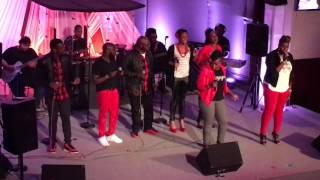 """Through The Fire""- Jamelle Jones & F.R.E.E.D. LIVE at The R&B Experience"