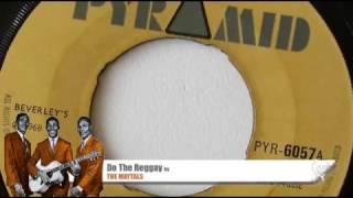 The Maytals - Do The Reggay (1968) Pyramid 6057 A