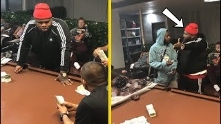 Fatboy SSE Gets Upset After Losing $40K In A Dice Game!