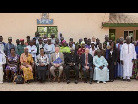 International Women's Day 2017 in The Gambia