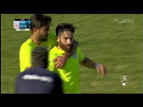 Football League: ΑΟ ΤΡΙΚΑΛΑ – ΑΣ ΟΛΥΜΠΙΑΚΟΣ ΒΟΛΟΥ 1-1 | ΓΚΟΛ | 13/10/2019 | ΕΡΤ