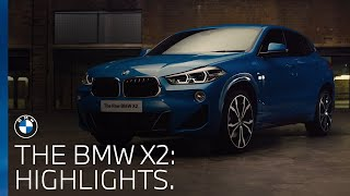 The BMW X2 | Interior and exterior highlights.