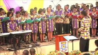 Psalm 91 (Canticle) - GHAMSU Choir UCC Local