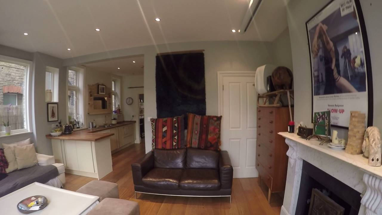 Room to rent in elegant 4-bedroom houseshare with large garden - Acton