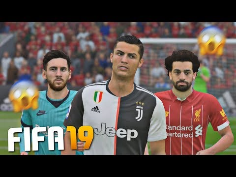 PLAYING FIFA 20 IN FIFA 19?!