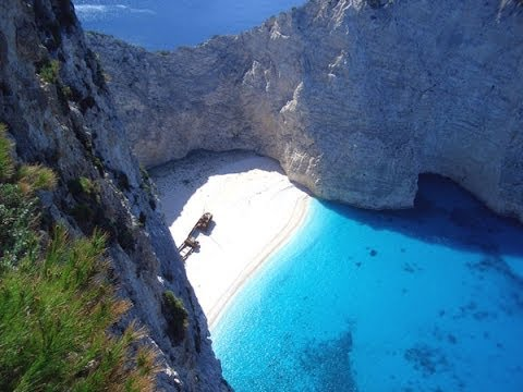 Video Top places to visit on Zakynthos Island in Greece