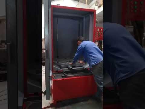 Lavadora de motores