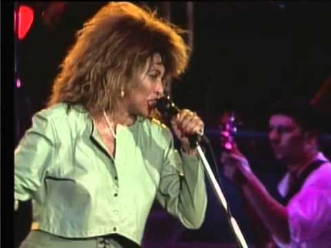 Tina Turner - What You Get Is What You See (Live In Rio Of Janeiro)