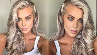 Glam, Big, Voluminous, Occasion Hair Tutorial | Chloe Boucher