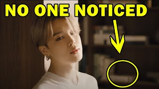 Things you didn't notice in BTS 'Film Out' MV