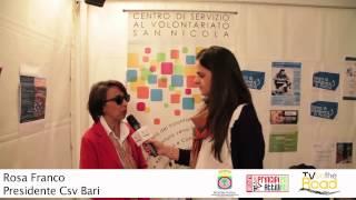 Barletta: Happening Volontariato 2012