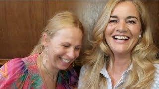 Make-upje en kletsen met Louise Latooy 😘