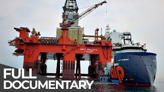 Huge Drilling Rig Transport | Mega Transports | Free Documentary