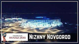 Nizhny Novgorod Stadium 2018