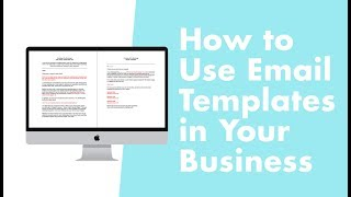 Creating Email Templates To Improve Your Client Experience