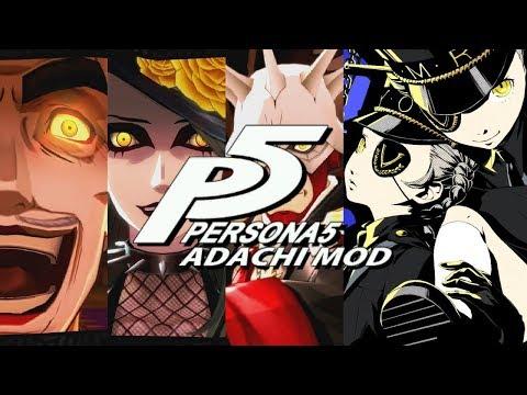 RPCS3 | Persona 5 Adachi Mod - смотреть онлайн на Hah Life