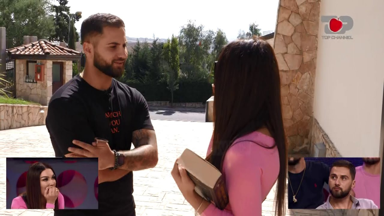 Ada shkon me libër në takim, Mikela, do të na mbushësh mendjen që lexon?!- Përputhen, 21 Shtator 2021 - Top Channel