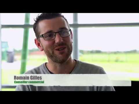 Romain GILLES, Conseiller Commercial