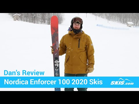 Video: Nordica Enforcer 100 Skis 2020 5 50