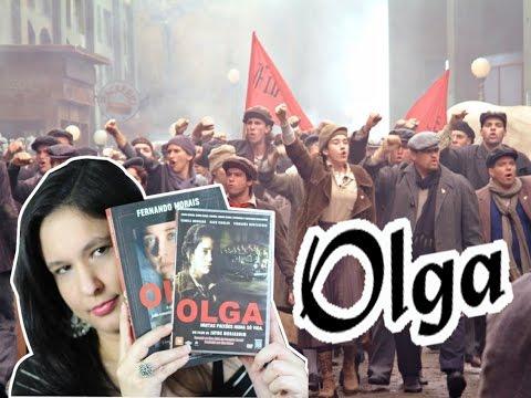 Olga | Filme e Livro | Autor: Fernando Morais | Aventura Literária