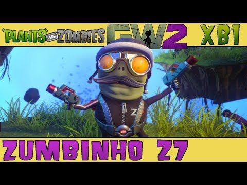 Plants vs. Zombies Garden Warfare 2 - Zumbinho Z7