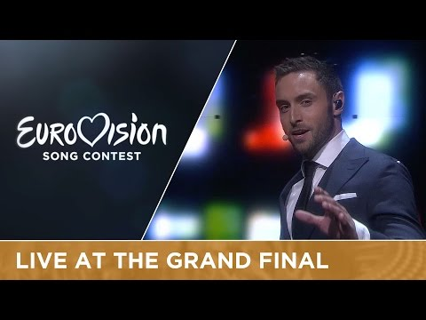 Måns Zelmerlöw - Fire In The Rain / Heroes LIVE at the 2016 Eurovision Song Contest