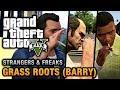 GTA 5 - Barry / Grass Roots [100% Gold Medal Walkthrough]
