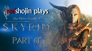 redshojin plays: The Elder Scrolls V: Skyrim - Part 61 - Mercer's Truth