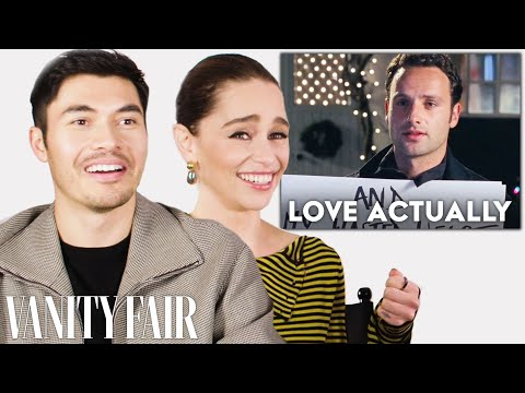 Emilia Clarke, Henry Golding & the Cast of 'Last Christmas' Review Holiday Movies | Vanity Fair