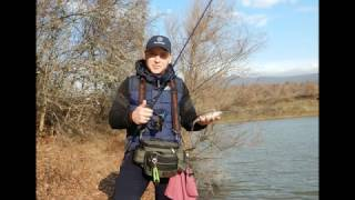 Рыбалка в алуште на озере