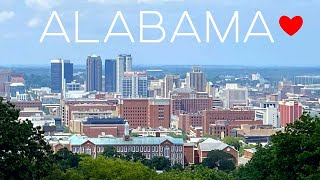 TOP 10 LIST - WHY WE MOVED TO ALABAMA