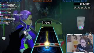 Cry Thunder ~ Dragonforce ~ 100% FC!!!
