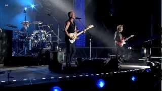 The Police - Can't Stand Losing You 2008 Live Video HD