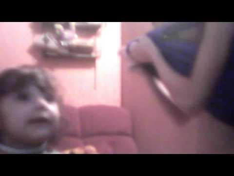 Видео с веб-камеры. Дата: 30 августа 2014 г., 21:16.