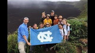 UNC Summer Study Abroad in Galapagos, Ecuador (2018)