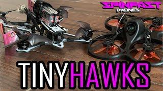 Was kleines für den FPV Anfang? Emax Tinyhawk S und Tinyhawk Freestyle Review
