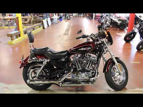 2015 Harley-Davidson 1200 Custom in New London, Connecticut - Video 1