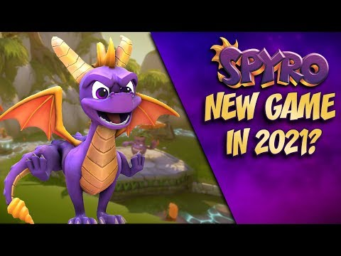 New Spyro Coming in 2021? (THEORY)