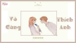 Vô Cùng Thích Anh  - 超级喜欢你 -  Kim Nam Linh ft Lý Tuấn Hữu - [Vietsub+Kara]