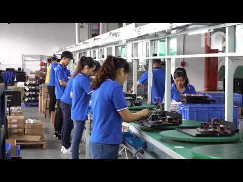 ITC T-77120 power amplifier production process