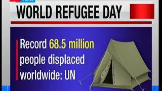 Kenya marks World Refugee Day at Kakuma camp