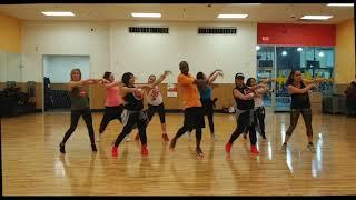 Calma (Remix)   Pedro Capo Ft. Farruko   ZUMBA Choreography