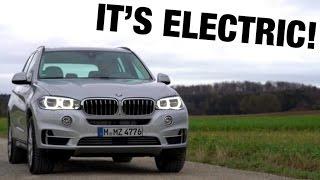 BMW X5 xDrive40e: To Munich & Back