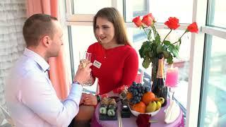 Романтический ресторан только для двоих