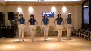 MIRRORED Bing Bing + Dancing Queen + Bar Bar Bar - Crayon Pop Dance Practice