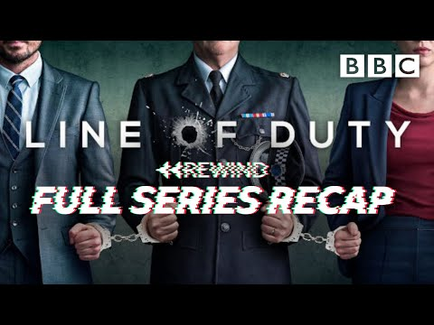 ALL Line of Duty in SIX MINUTES - BBC