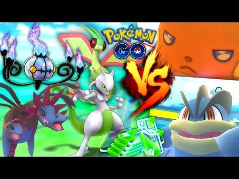One Flygon beats Raichu raid | Chandelure + Hydreigon Raid battles in Pokemon GO