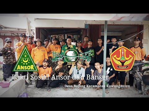 Ansor Banser Kecamatan Kawunganten
