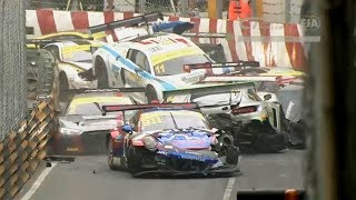 2017/2018 Heavy Motorsport Crash Compilation - Best Of   Pure Sound *Live*